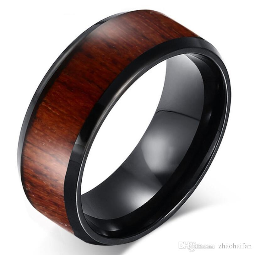 2018 Zhf Jewelry Mens Wedding Rings Top Quality Tungsten Carbide