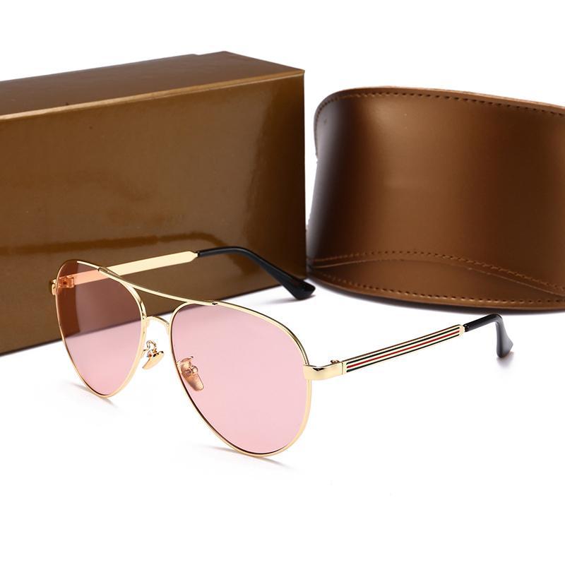 ab020ac292 2286 Popular Sunglasses New Luxury Women Men Brand Design Oval Sunglasses  Vintage Metal Frame Style Summer Shade Glasses UV Protection Lens Popular  ...