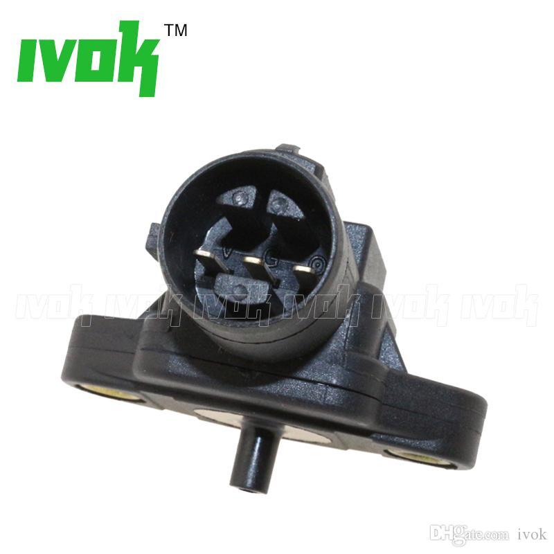 Brand New 1.69 Bar Intake Manifold Air Pressure MAP Sensor For ROVER 400 MHK100590, MHK 100590