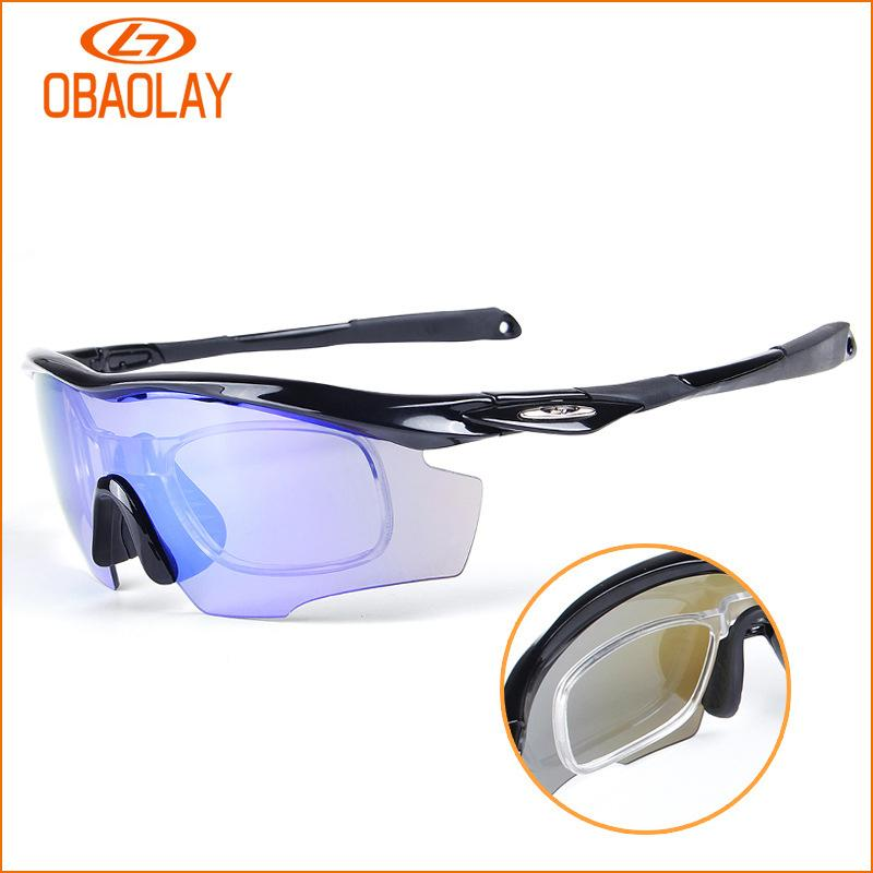 e56c93ce62c 2019 Outdoor Sports Polarized Cycling Glasses MTB Cycling Eyewear Bicycle  Sunglasses Bike Glasses Protective Windproof Goggle 5Lens From Huanbaoxin