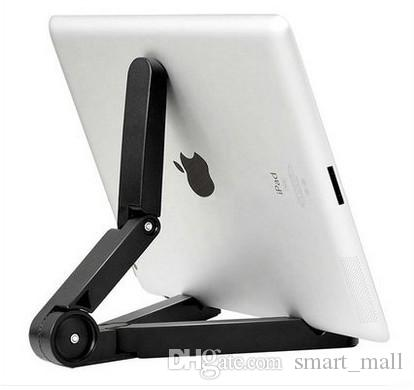 Portable Fold-up Stand Holder Bracket for Apple iPad Mini/Kindle Android  Tablet Universal Portable Fold-up Stand LLFA