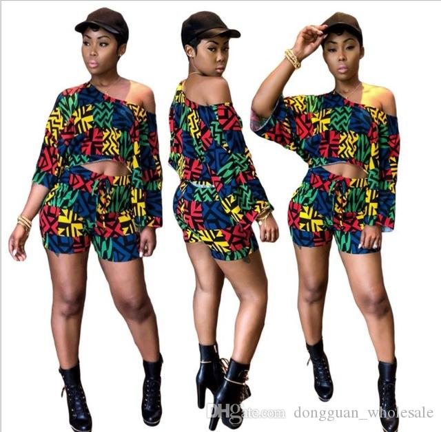 c9ebb534540 2019 2019 African Dress Women Clothing Limited New Sexy Retro Ethnic  Dashiki Fashion Loose Two Sets Of Fitting Pants + Shirt Dress From  Dongguan wholesale