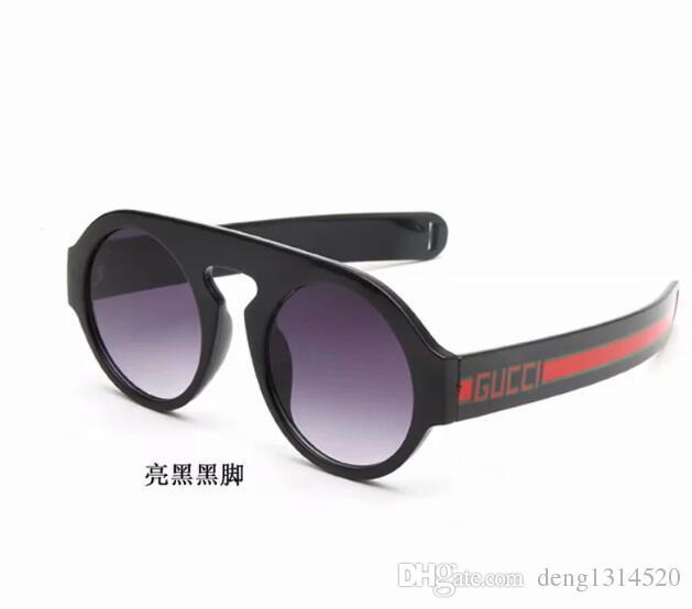 05e1ce743da Free Ship Fashion Luxury Brand Evidence Sunglasses Retro Vintage Men ...