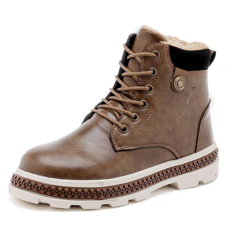 Compre 2018 Nova Moda Martin Botas Estilo Clássico Botas Venda ... 587f4a895234a