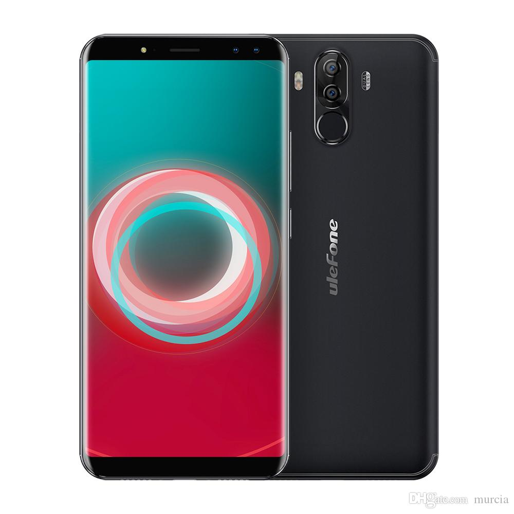 "Ulefone Power 3S Smartphone 6.0"" 18:9 FHD+ MTK6763 Octa Core 6350mAh 5V/3A Android 7.1 4GB 64GB Face ID Four Cams Mobile phones"