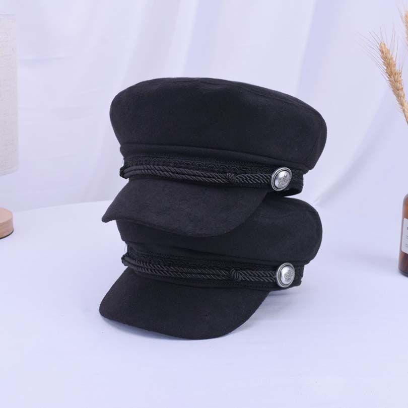 8bc79b88dfe78 2019 Women Adult Navy Cap Hat Female Winter Hats For Women Men ...