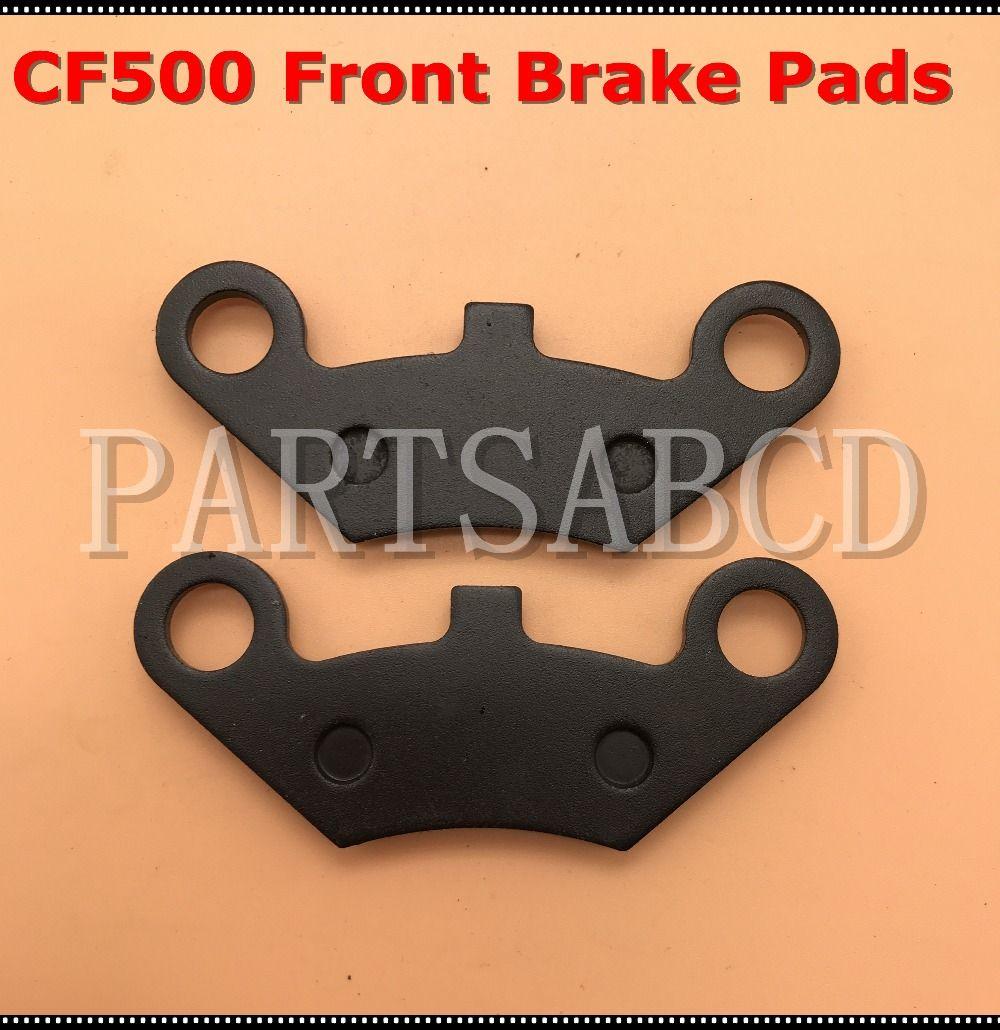 Front Brake Pad Semi Metallic for CFMoto CF500 CF188 CF196 CF600 600CC X5  X6 X8 U5 ATV ATV Parts & Accessories Cheap ATV Parts & Accessories Front  Brake Pad ...