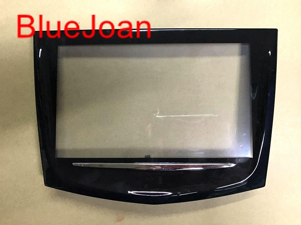 LIVRAISON GRATUITE DHL Nouvelle marque écran tactile utilisation pour Cadillac CUE CTS SRX XTS voiture DVD GPS navigation LCD panneau tactile affichage digital