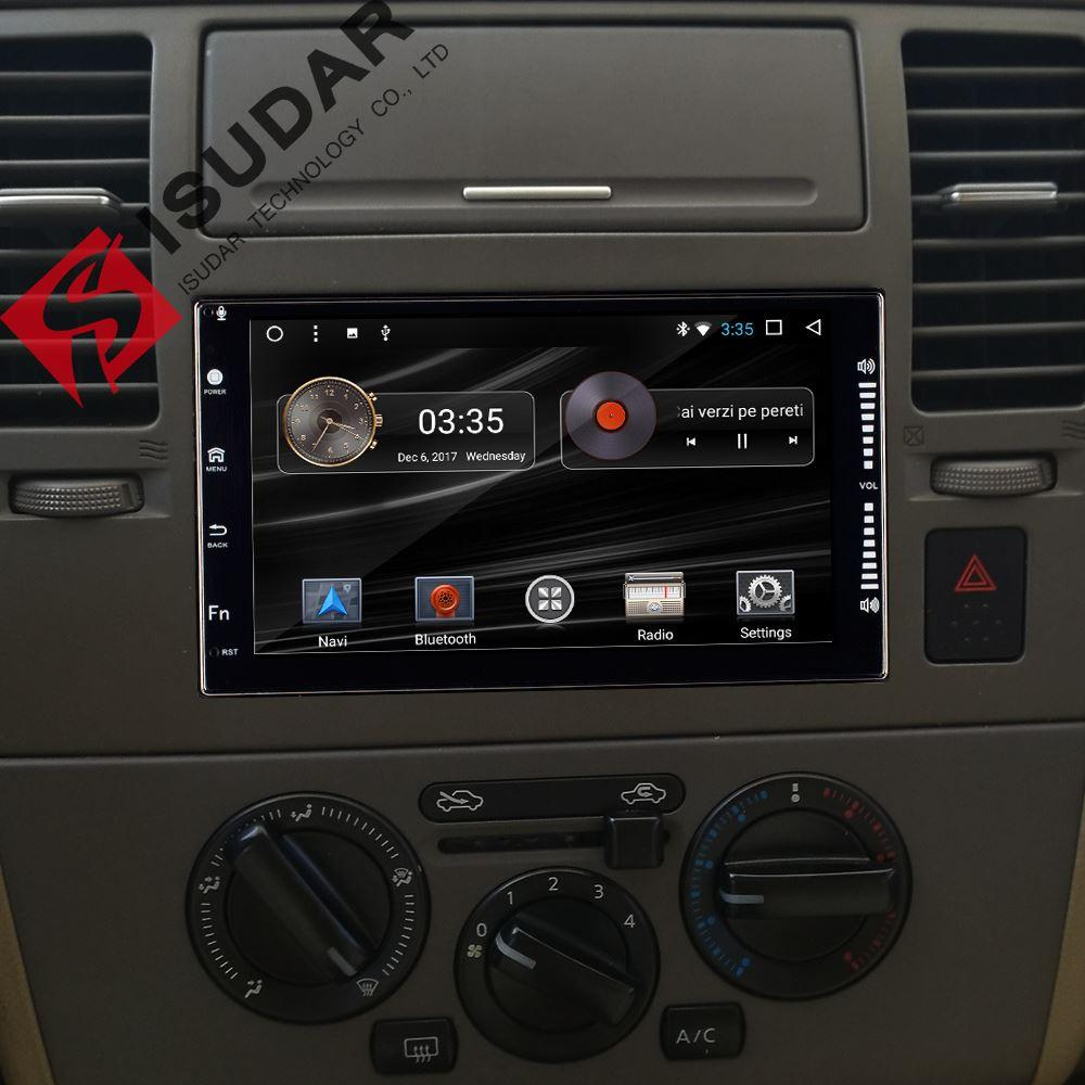 2018 Isudar Car Multimedia Player Android 7.1.1 Gps 2 Din For ...