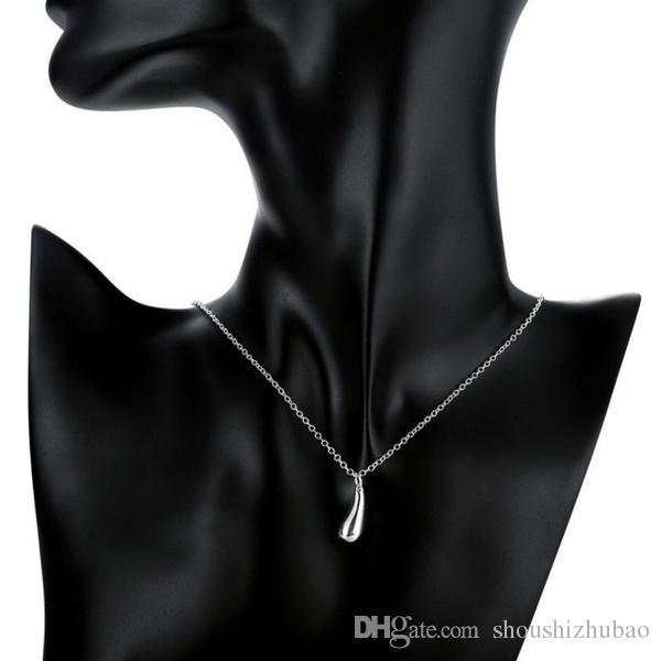 Eardrop Water Drop Big Hand Chain Bracelet Necklace Ring Hook Oval Earings Set