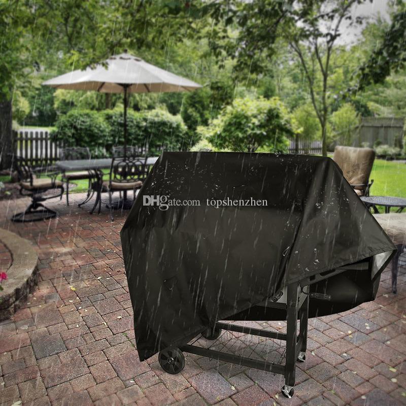 Coperchio grill barbecue Coperchio griglia barbecue Coperchio barbecue Coperchio antipioggia antipioggia barbecue Heavy Duty