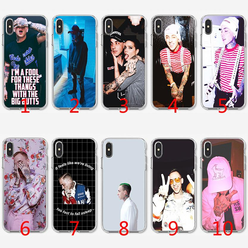 lowest price 5d097 db0bd Blackbear Soft Silicone TPU Case for iPhone X XS Max XR 8 7 Plus 6 6s Plus  5 5s SE Cover