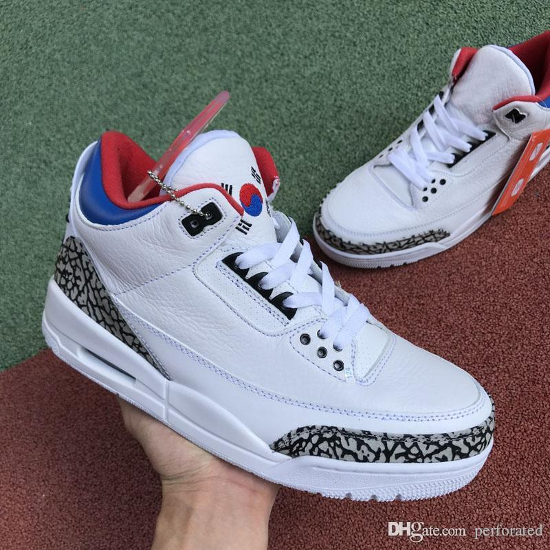 b2c6cc8c5b4 2019 2019 Top Men Seoul Korea Sneakers Youth Best Basketball Shoes White  AV8370 100 Size 7 13 From Perforated