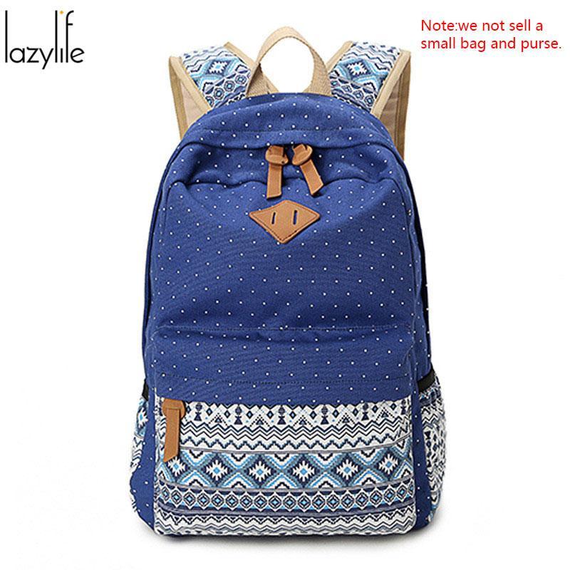 c2d684709 Compre LAZYLIFE Se Envía Desde RU Mochila De Lona Barata Para Mujeres  Escolar Mochila Escolar Mochila Mochilas Para Portátil A $32.62 Del Flaky |  DHgate.Com