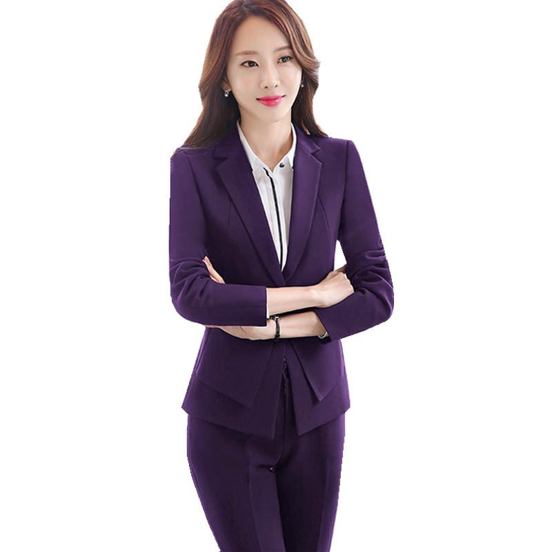2018 Women S Business Suit Full Sleeve Notched Blazer Jacket Long
