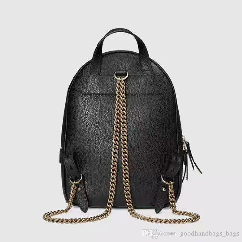 2019 NEW Europe Luxury Brand Women Bag Famous Designers Handbags Canvas Backpack  Women S School Bag Backpack Styl Backpacks Brands  G3354 Jansport Big ... 079b73e89f26e