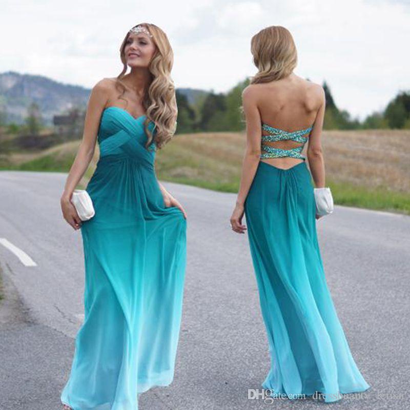 Frauen abschlusskleider