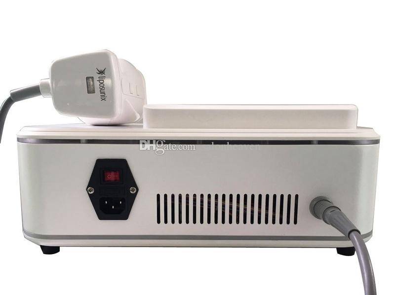 Taşınabilir Liposonix HIFU Makinesi 8mm 13mm Kartuş Yüksek Yoğunluklu Odaklı Ultrason HIFU Zayıflama Makinesi Liposonix Zayıflama Makinesi