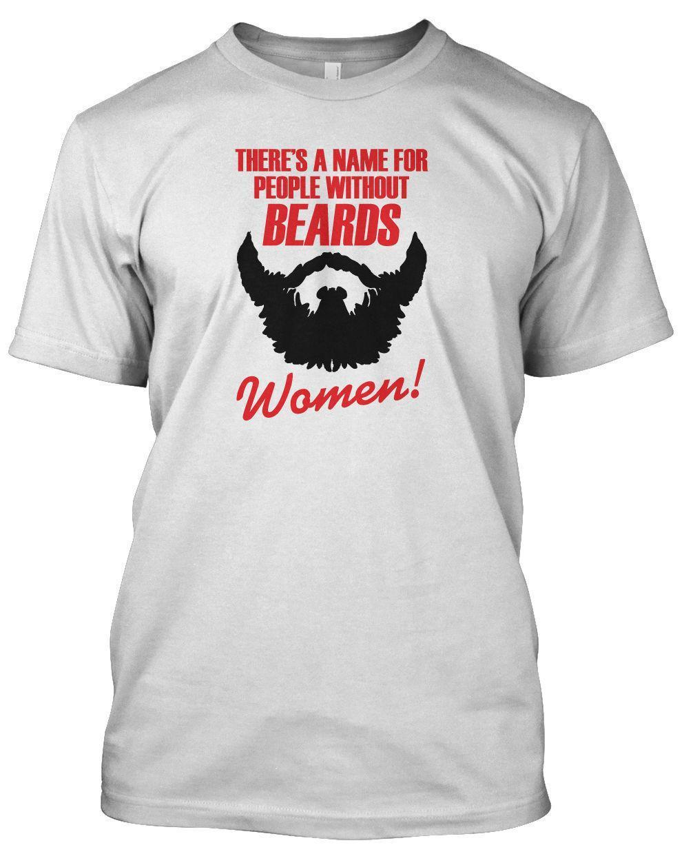 456f0f44 There'S A Name For People Without Beards Funny T Shirt Mens Gift Father'S  Day It T Shirts Humor T Shirts From Amesion46, $12.08| DHgate.Com