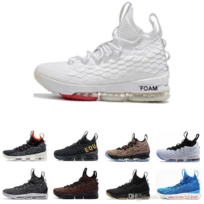 uk availability 200d7 25588 Calidad Zapatos De Baloncesto Zapatillas De Deporte LA King 15 Black Fruit  Zapatos Para Hombre Cómodo Entrenador 15s Nuevo Diseñador De Zapatos  Zapatilla De ...