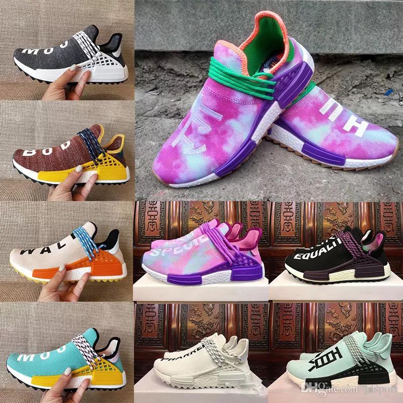 2018 Human Race Running Shoes Men Women Boost Cheap Human Race New High  Quality Size 5 12.5 UK 2019 From Jdsport 47bd1c294