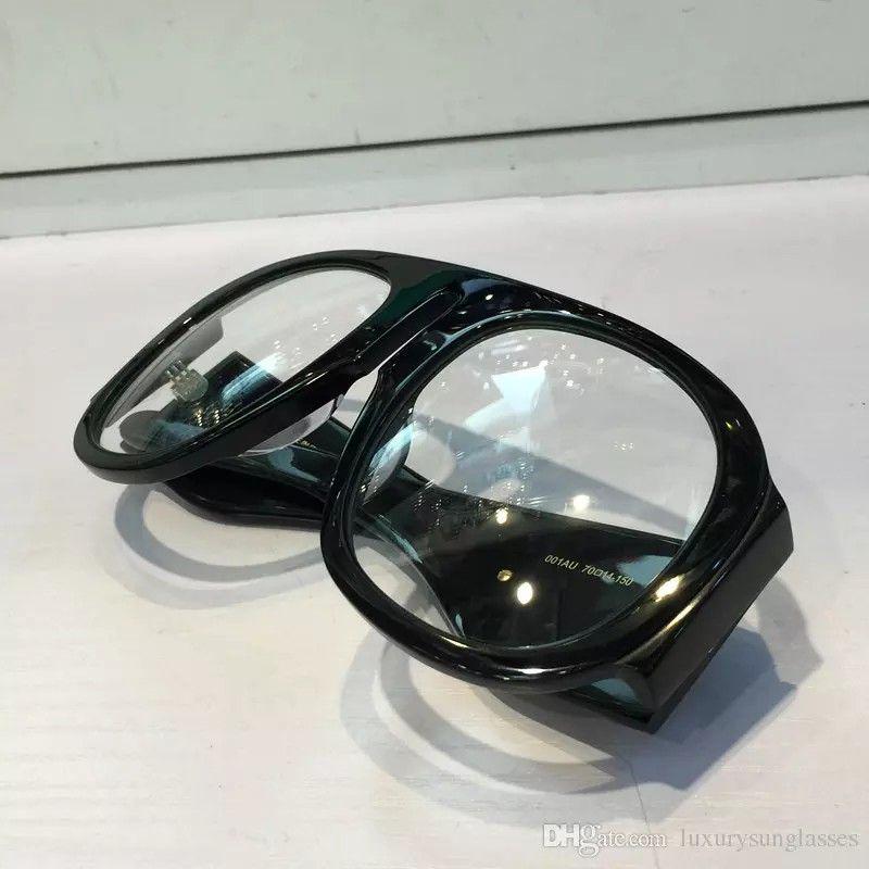 685c304ca09 2018 AAA Luxury Eyewear Brand Eyeglasses 0152S Large Frame Elegant ...