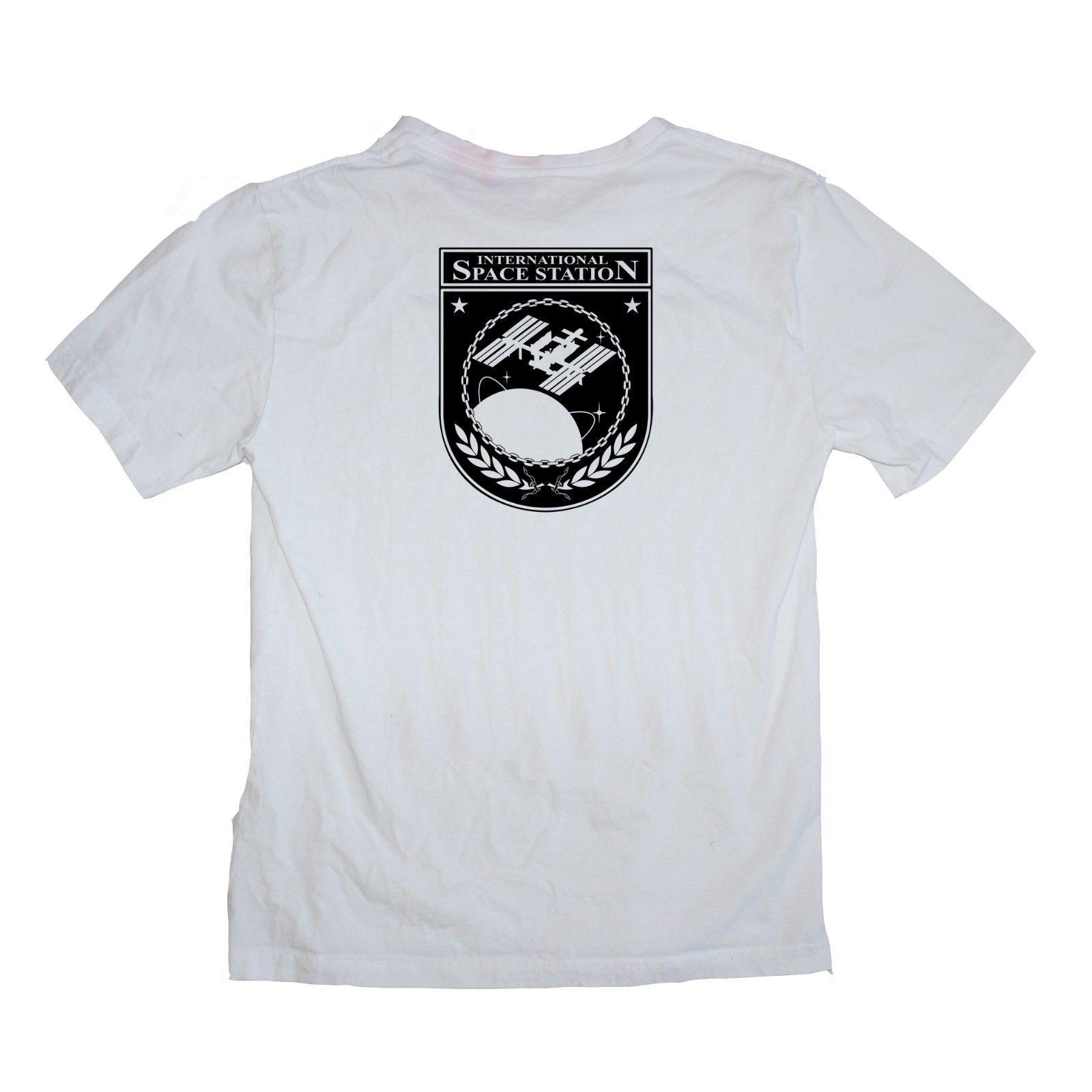 96efded3d Compre ISS International Space Station NASA Camiseta Niños Tallas S XXXL  Muchos Colores A  11.01 Del Geckotees