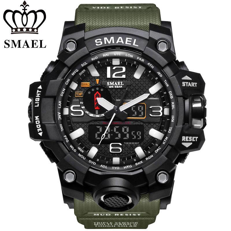 Top Marke Digitale Uhr Männer Elektronische Handgelenk Uhren Gummi Led Sport Uhr Relogio Masculino Digitale Männlichen Uhr Erkek Saat Uhren