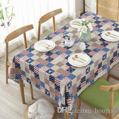 Bulk Classical 13 Styles Polyster Table Cloth Hotel Blanket Towel