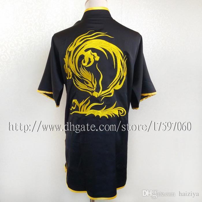 Personnaliser les vêtements de kungfu uniforme wushu chinois vêtement de taolu