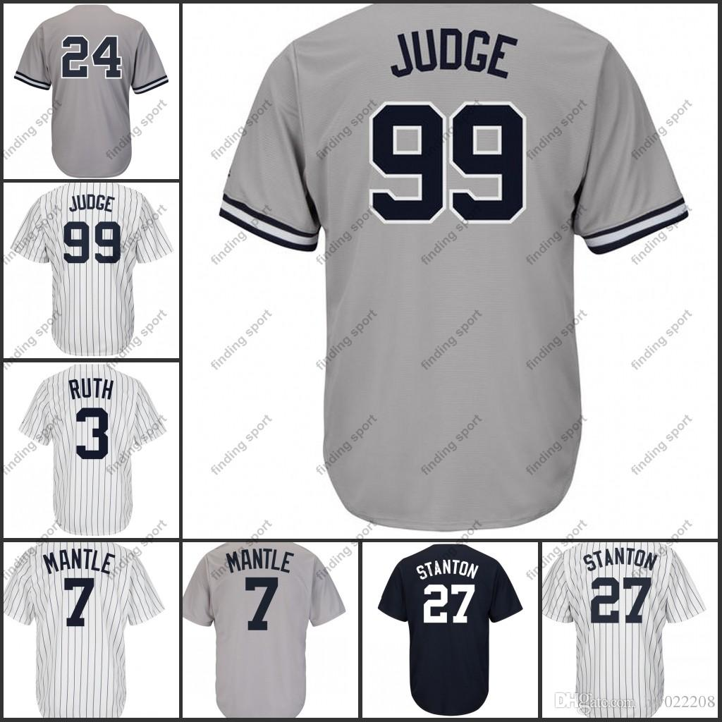 f4b9e714954 27 road gray authentic miami marlins baseball jersey becaa 363a3  purchase  2018 men women youth kid giancarlo stanton jersey aaron judge didi  gregorius gary ...