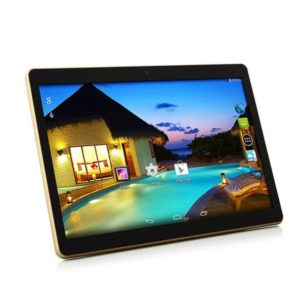 Sim Karte Für Tablet.10 1 Zoll 3g Telefonanruf Tablet Pc 2560 1600 4g 64g Doppel Sim Karte Doppelkamera Bluetooth 4 0 Wifi Tabletteauflage Für Android 6 0