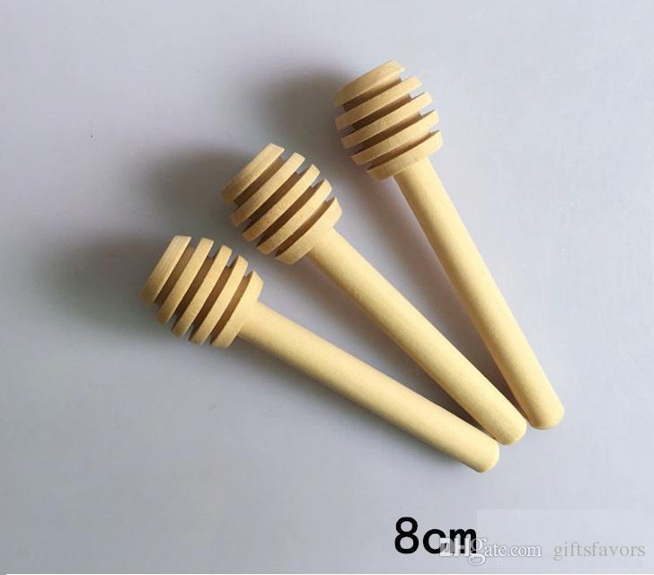 الغطاسون العسل خشبية ملصقا تفضل للطفل هبات دش تفضل الزفاف 8CM 10CM 10.5CM 16CM 15cm والكثير