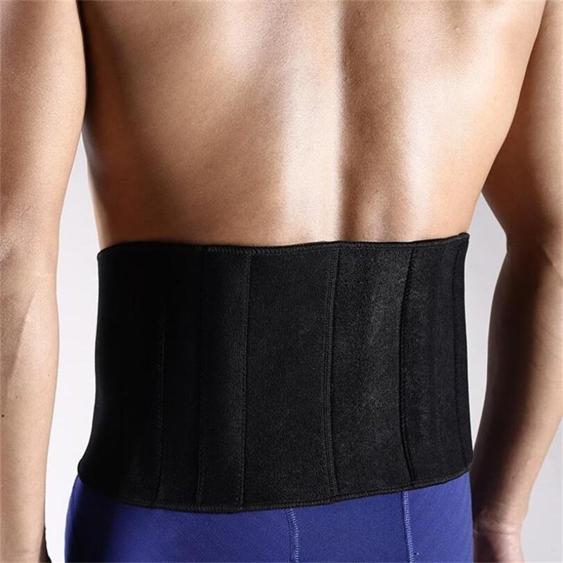 29a28c12199b0 2019 SSBR Abdominal Slimming Belt Sweat Sauna Neoprene Body Shaper Belt Hot Shapers  Waist Trainer Corset From Neyei