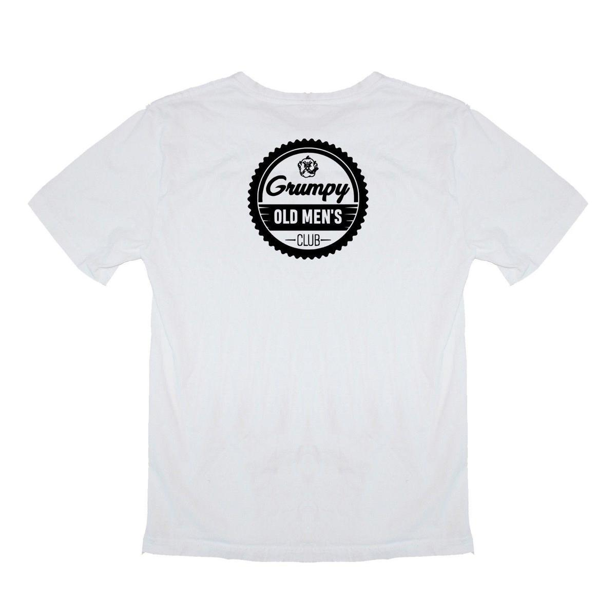 Grumpy Old Man Mens Club Fathers Day Funny Birthday Shirt S XXXL Many Colours Tshirts T Shirts From Lijian54 1208