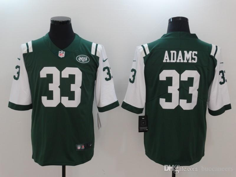 c4f881b1c52 2018 14 Sam Darnold Jersey NY New York Jets 33 Jamal Adams Joe Namath  Personalized Game American Football Jerseys Womens Men Factory From Buy333