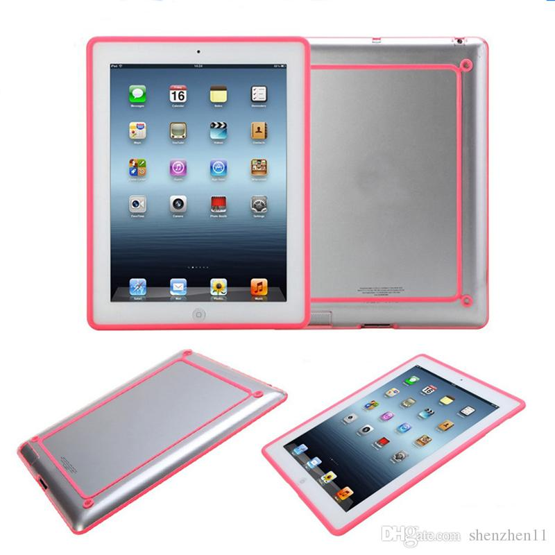 2018 bumper case for apple ipad mini 1 2 ipad ipad 2 3 4 5 air