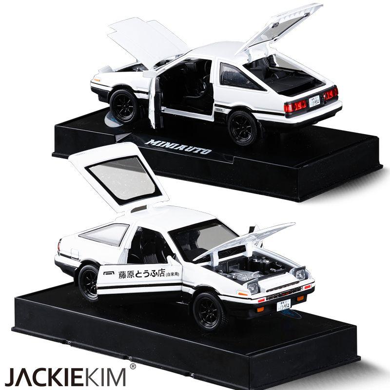 Initial D Toy Car