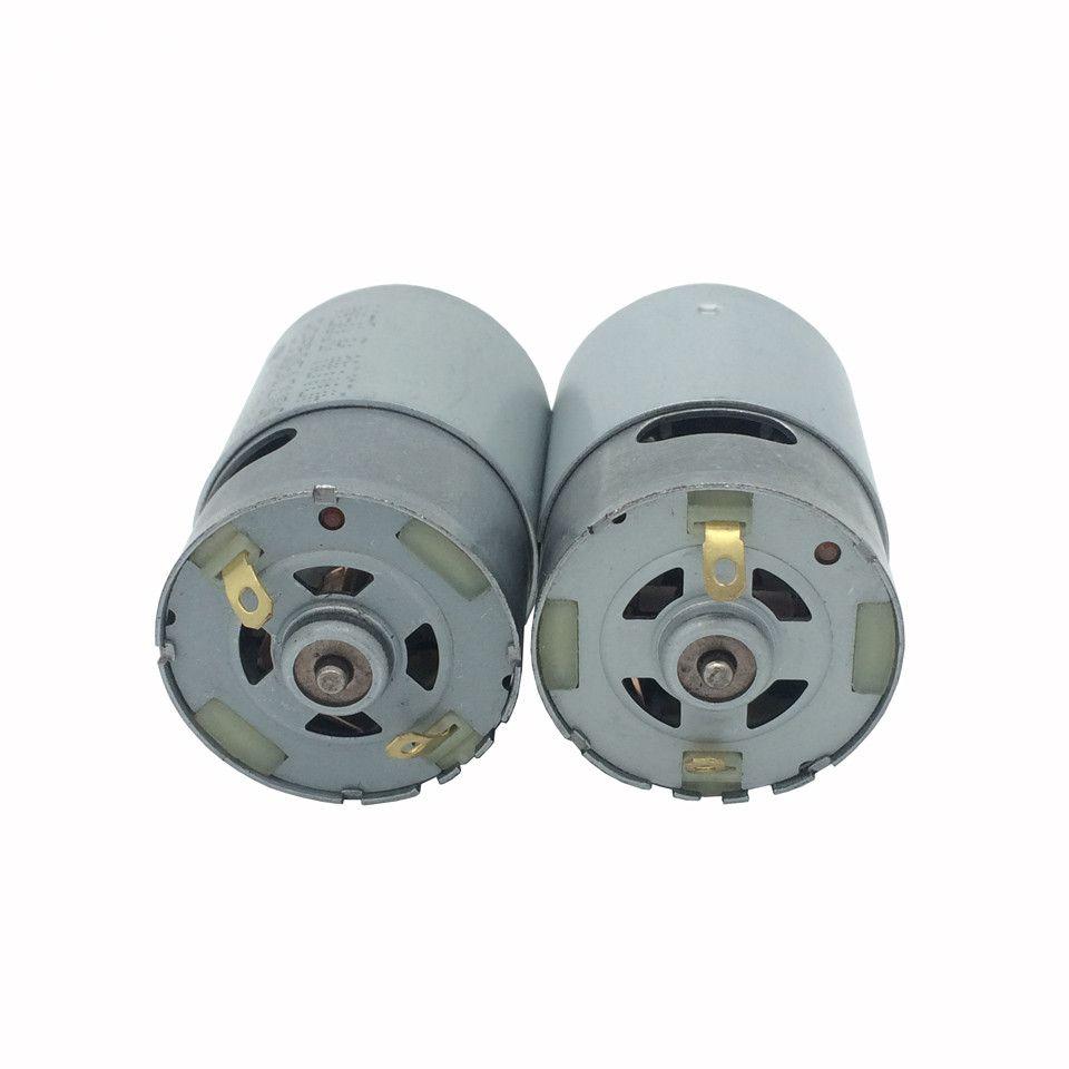 12 V 6 V  Elektromotor DC Motor Getriebemotor für Kinder Fahrzeug Auto