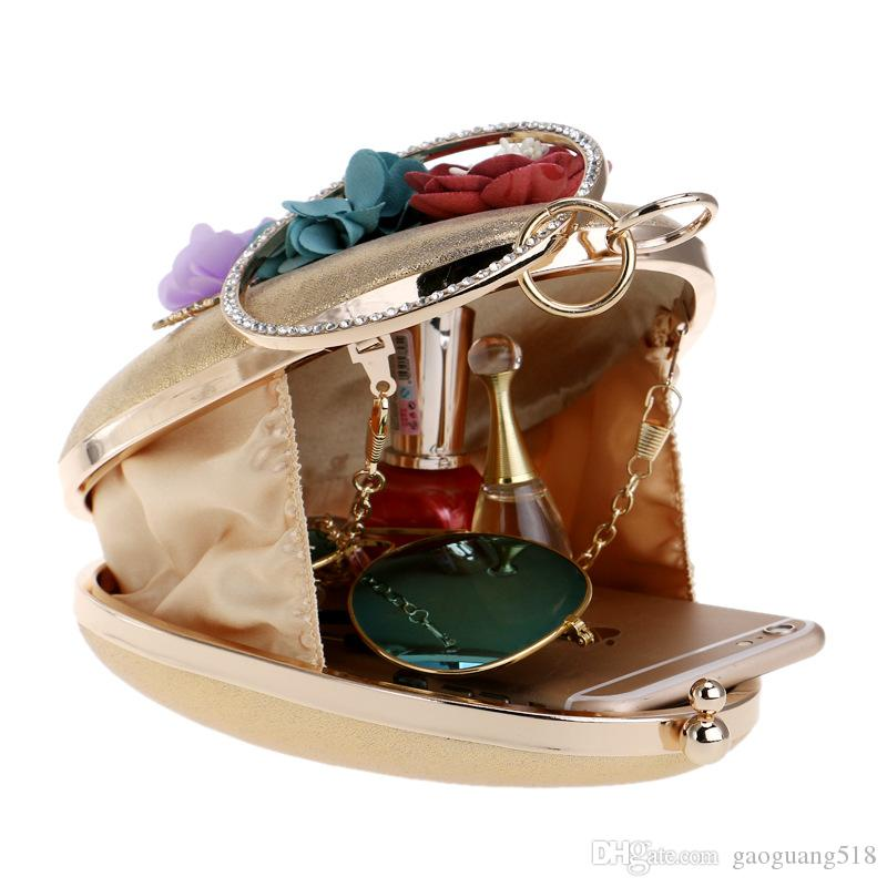 Europe and the United States spent the evening bag handbag foreign trade handbags