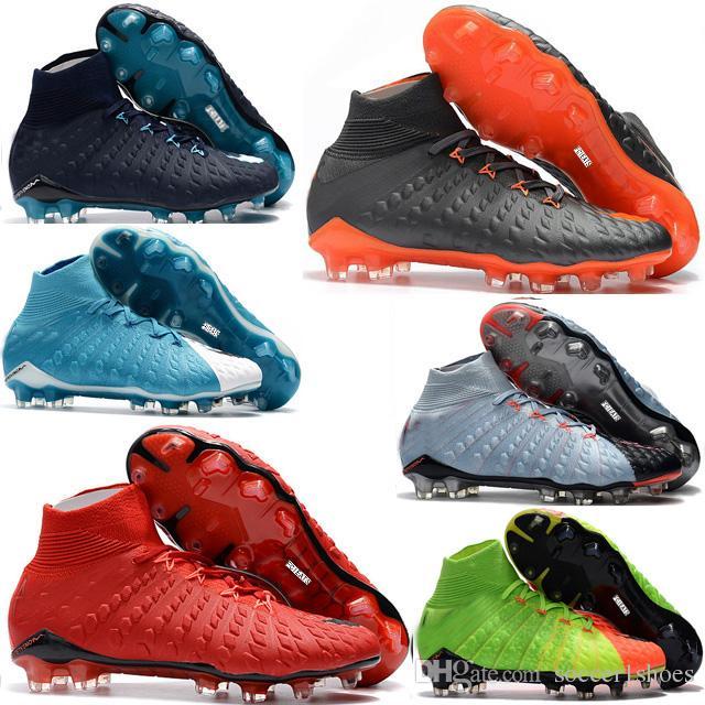 Cheap Original Football Boots Hypervenom Phantom FG ACC Soccer ... ee9e0cb01