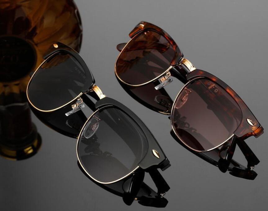 1837aa3acdd1 Best Fashion Titanium Frame Glasses Men Eyeglasses Cheap Sunny Glasses