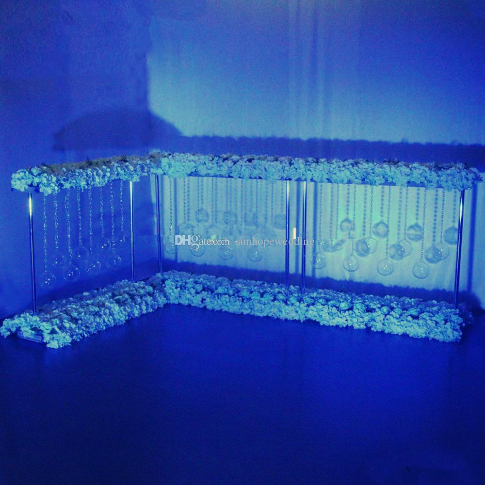 no flower including Clear transparent glass flower vase for wedding table decoration