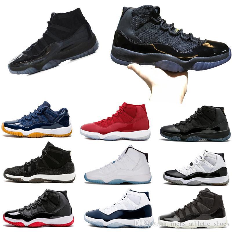 2a7765cc4b2 Original Quality 11 XI Basketball Shoes Women Men Gamma Blue ...