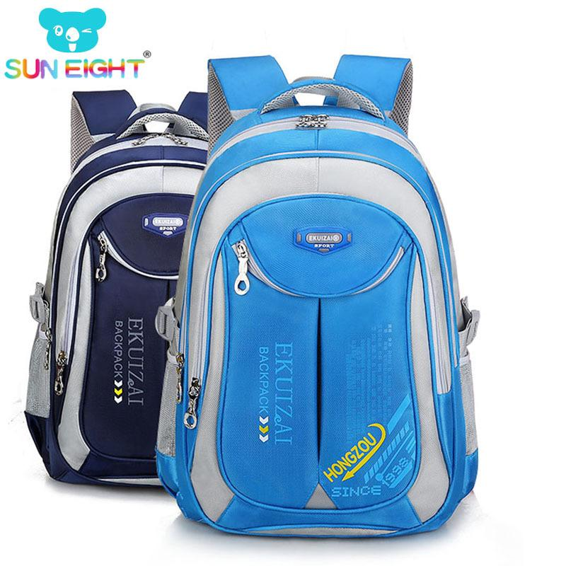 377dbeb856 New Classic Boy Girl School Bag Big Capacity School Backpack Rucksack  Children Bag Pack For Kid Y18100805 Backpacks Shopping Frame Backpacks From  Shenping02 ...