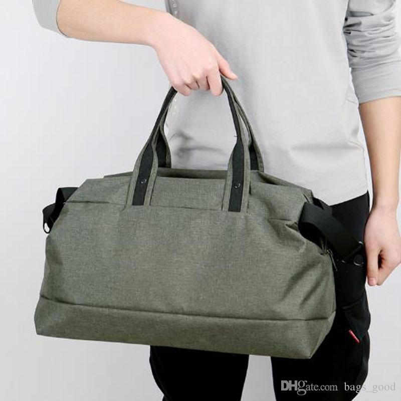 New Style Fashion Outdoor Duffel Travel Bags Luggage Large Capacity Gym bag Men and Women Casual Sport bag
