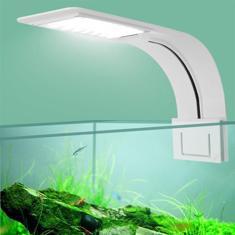 Led Aquarium Beleuchtung Kaufen | Grosshandel Super Slim Led Aquarium Licht Beleuchtung Pflanzen