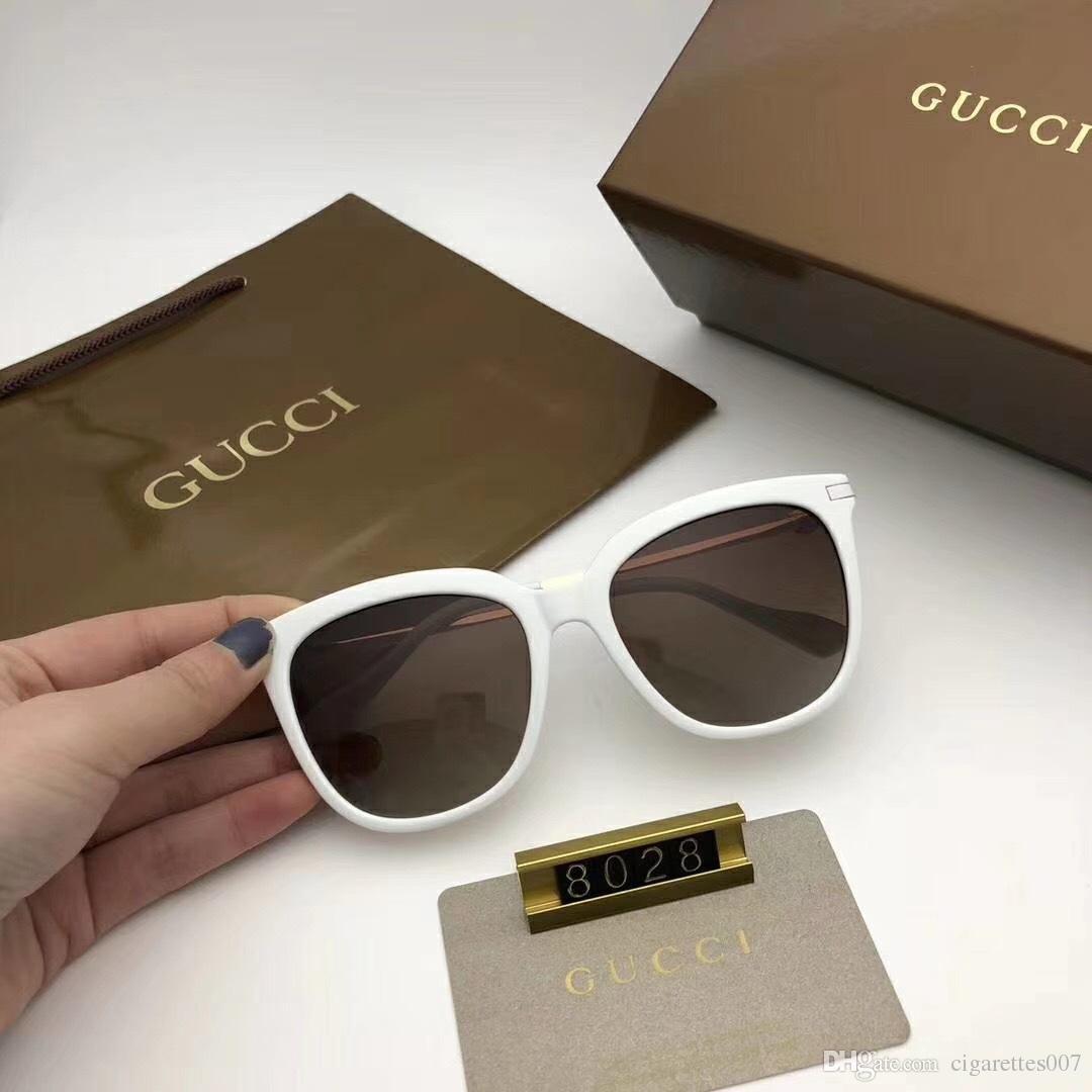 2620c51106 2018 High Quality Sun Glasses Mens Fashion Evidence 8028 Sunglasses ...
