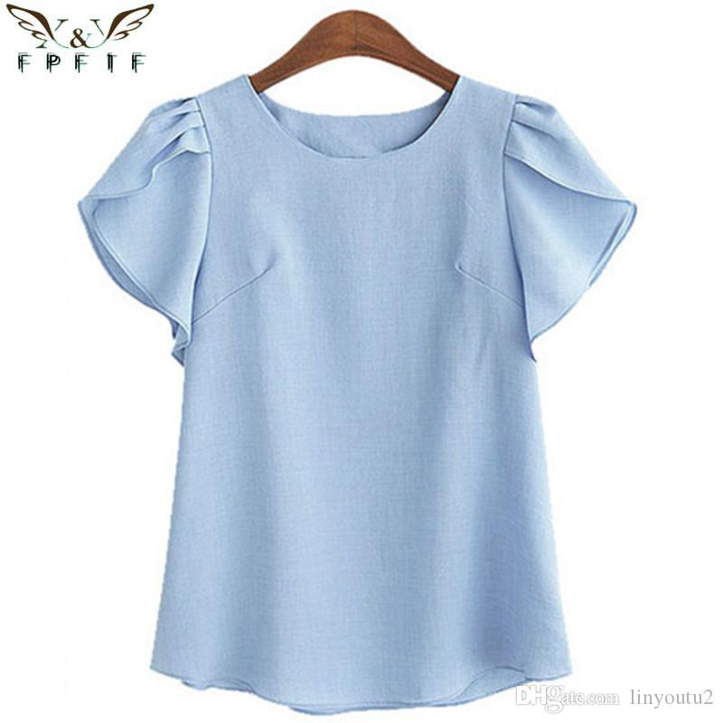 2018 Summer Women Chiffon Blouses Casual O Neck Sleeveless Shirt Black Mesh Stitching Shirts Bowknot Blusas Vest Women's Clothing