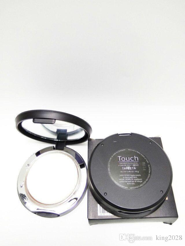 POUDRE COMPACCTE Pressed Powder Touch 10 Farben Mineral Touch Cream Foundation Make-up 13g mit kostenlosem Versand.